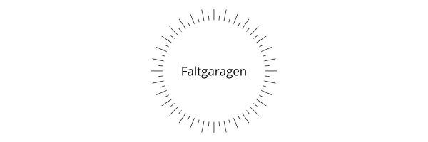 Faltgaragen