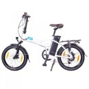 "NCM London 20"" E-folding bike 36V 15Ah 540Wh"