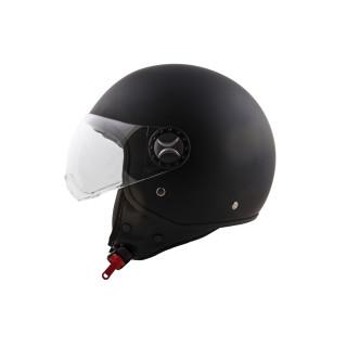 ITO Loreto black matt incl. visor S/M/L/XL Schwarz Matt S