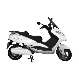 Puma Elektroroller 125er Roller 9kW 120 km/h Weiß
