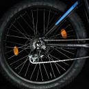 "NCM Aspen 26"" E-Bike Fatbike 48V 13Ah 624Wh black"