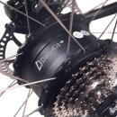 """NCM Aspen Plus 26"""" E-Bike Fatbike 48V 16Ah 768Wh matt black"""