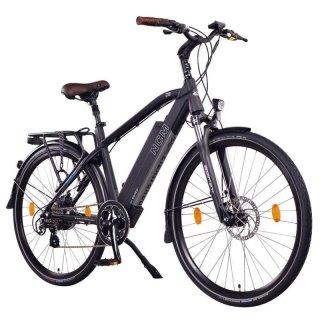 """NCM Venice Plus 28"""" Trekking E-Bike 48V 16Ah 768Wh Matt Schwarz"""