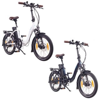 NCM Paris+ 20 E-Bike Folding electric bicycle