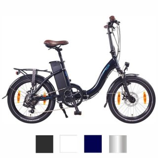 "NCM Paris 20"" E-Bike E-Folding Bike"