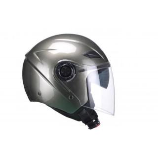 VITO JET Amaro Jethelm glanz metallic XL