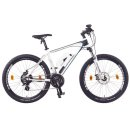 "NCM Prague 26"" E-Bike 36V 13Ah 468Wh battery matt black 27,5"""