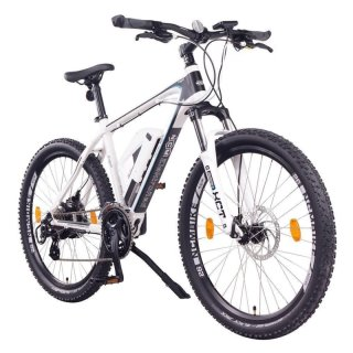 "NCM Prague 26"" E-Bike 36V 13Ah 468Wh battery matt black 29"""
