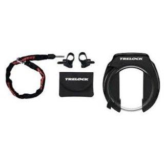 """TRELOCK frame lock set """"RS 351 Kombi"""""""