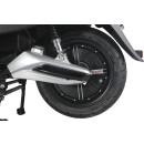 Tinbot TB-F10 Elektroroller 25 km/h 60V 28Ah Lithium Akku herausnehmbar weiß