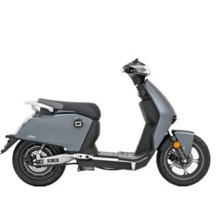 Super Soco CUX 60V 30Ah Elektroroller E-Roller 45 km/h Champagner Matt