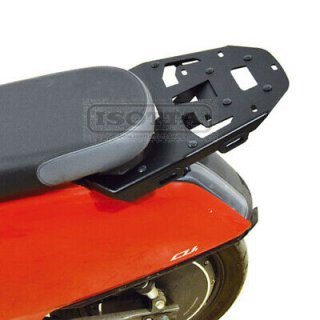 Super Soco CUX luggage rack plate