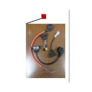 Super Soco TC/TS/TSx Kabel Upgrade Kit Buchse und Kabel