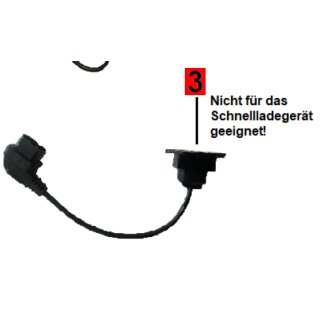 Super Soco TC/TSx Adapter Ladegerät