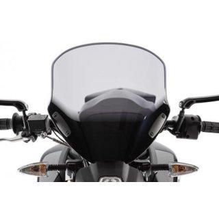 Zero Motorcycles original commuter screen windshield