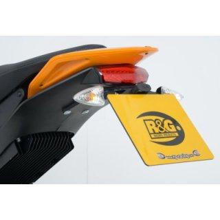 R&G Licence Plate Holder Zero Motorcycles S SR DS DSR