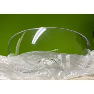 Replacement visor Vito Bruzano Clear Transparent