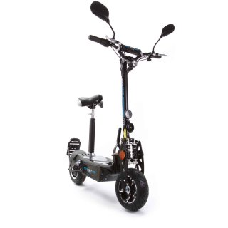 Smart Coasting Solid EEC E-Scooter 20 km/h white 36V 12Ah Bleigel