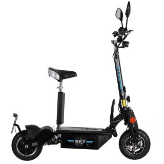 Smart Coasting SOLID EEC E-Scooter 40 km/h white 48V 30Ah Li-Ion 60 km Range