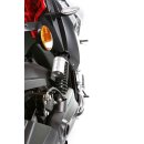 SXT Raptor V3 2500W 72V 20Ah 50km Reichweite schwarz/rot 45 km/h