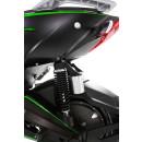 SXT Raptor V3 2500W 72V 20Ah 50km Reichweite schwarz/neongrün 45 km/h
