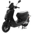 Yadea C1S Elektroroller 45 km/h 2200W Nabenmotor schwarz matt