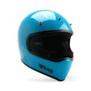 Roeg Peruna MX Helm Retro Vintage Sky Gloss M - 57-58cm