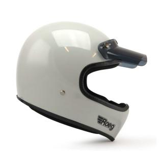 Roeg Peruna MX Helm Retro Vintage fog white M - 57-58cm