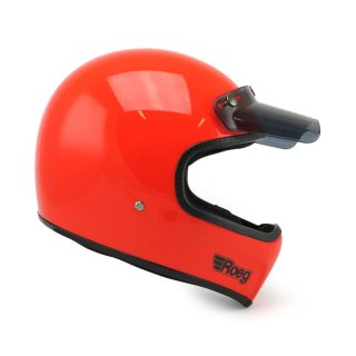Roeg Peruna MX Helm Retro Vintage Oompa Orange XS - 53-54cm