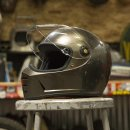 Biltwell Lane Splitter Integralhelm Bronze Metallic L - 59-60cm