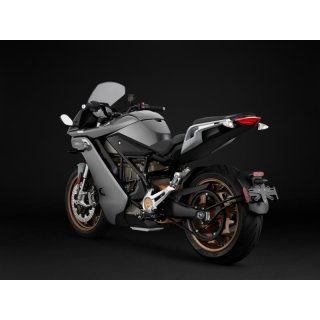 Zero Motorcycles SR/S Model 2021 ZF14.4 40kW Grau Standard 3kW Power Tank