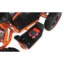 Mini Elektro Kinder ATV Cobra 800 Watt Pocket Quad schwarz/orange