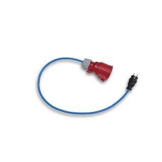 Adapter für go-e Charger HOME+ 22 kW auf Haushaltssteckdose