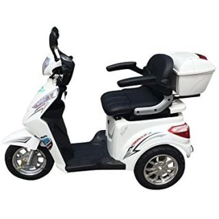Senior Scooter / Mobility Scooter ECO ENGEL 501 25 km/h weiß