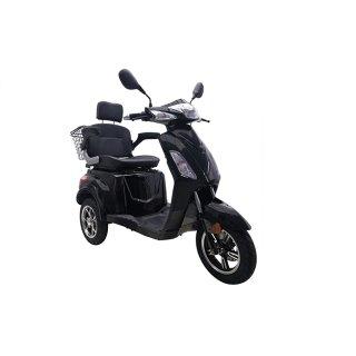 Seniorenmobil VITA CARE 1000 Lithium-Akku 25 km/h Elektromobil schwarz
