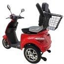 Seniorenmobil VITA CARE 1000 Bleigel Akku 25 km/h Elektromobil