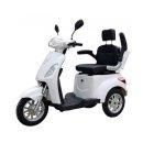 Seniorenmobil VITA CARE 1000 Bleigel Akku 25 km/h Elektromobil weiß