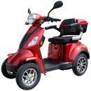 Seniorenmobil Eco Engel 510 rot 25 km/h ohne