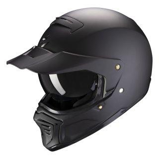 Scorpion EXO-HX-1 Solid matt black