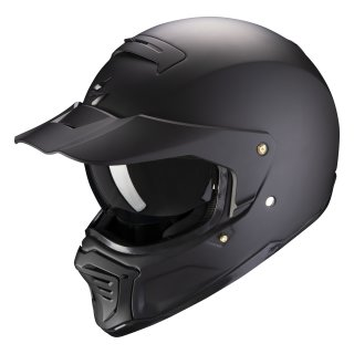 Scorpion EXO-HX-1 Solid matt black XL
