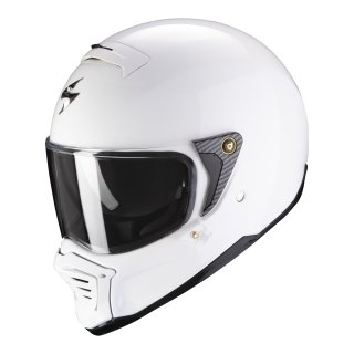 Scorpion EXO-HX-1 Solid white XL