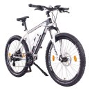 "NCM Prague 26"" E-Bike 36V 13Ah 468Wh battery matt black"