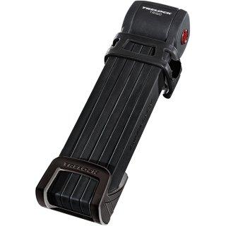 Trelock Faltschloss FS300/100 Trigo mit Halterung