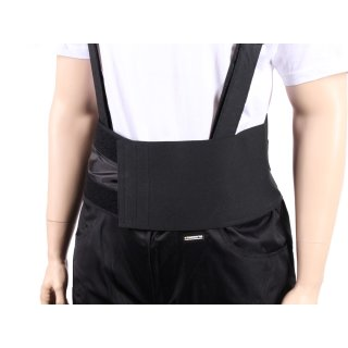 Sceed24 kidney belt black