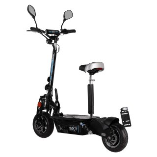 Smart Coasting SOLID EEC E-Scooter 40 km/h weiß