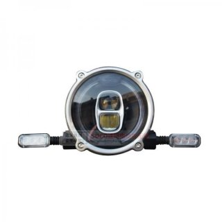 Headlights without indicators Super Soco TC