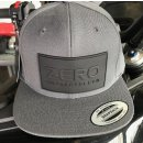 Zero Motorcycles Rubber Logo Cap DARK GREY